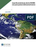Perspectivas Económicas de La OCDE Proyecciones Para Países Latinoamericanos