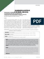 Colonização e Neocolonização Da Gestão de RH No Brasil