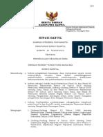 Peraturan Bupati 2015 34
