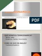 Termodinamica Clase 1 2015