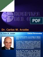 Curriculum Dr. Carlos Arzabe