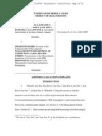 ACLU civil commitment suit