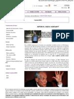 Antoni M. Badia i Margarit Honoris Causa UNED