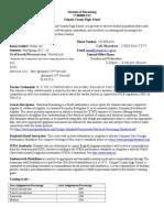 ssapp statistical reasoning syllabus 2015-2016