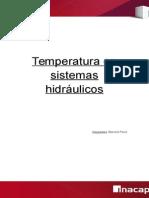Temperatura en Sistemas Hidraulicos