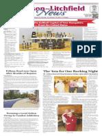 Hudson~Litchfield News 10-16-2015