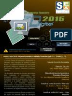 Dossier Digital RÉGIMEN AUTONÓMICO ECONÓMICO FINANCIERO 2015