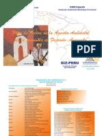 Plan de Acción Ambiental de La Provincia de Fajardo