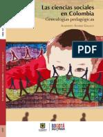 ALVAREZ GALLEGO Las CS en Colombia Genealogias Pedagogicas