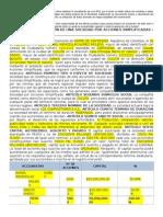 Modelo de Acta Empresa S.a.S.