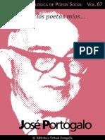 Cuaderno de Poesia Critica n 67 Jose Portogalo