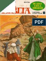 76372943 1 de Adan y Eva a Abraham La Biblia Ilustrada a Todo Color