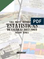 Uma breve Historia das estatisticas brasileiras