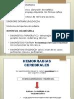 HEMORRAGIA INTRAPARENQUIMAL