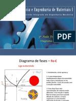 CMI TP3 Diagrama Fe Fe3C