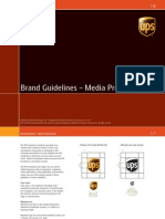 Standards on the UPS Brandmark