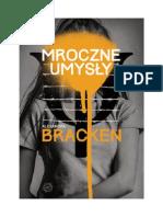 Bracken Alexandra - 1 - Mroczne Umysły