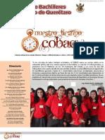 Revista 4 Nuestro Tiempo COBAQ