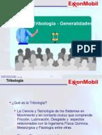 Tribología - generalidades