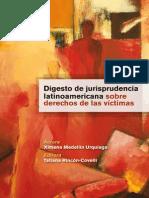 Derecho de Las Victimas - Digesto de Jurisprudencia Latinoamericana