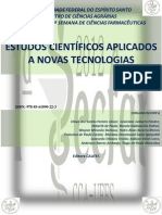 Estudos Científicos Aplicados a Novas Tecnologias - Coletânia da I Secfar