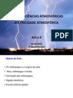 Aula 8-Eletricidade Atmosférica