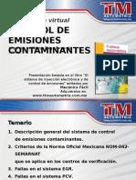1 - Emisiones contaminantes