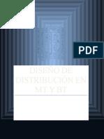 Diseño de Distribución en Mt y Bt