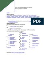 Caracteristicas de Las Sociedades Multilingues.sociologia 2010