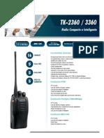 Folleto TK 2360