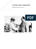 Las Revoluciones China e Indochina