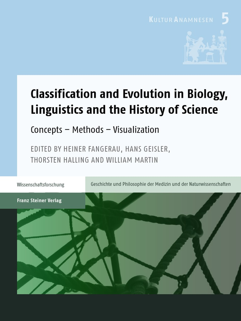 Classification And Evolution In Biology