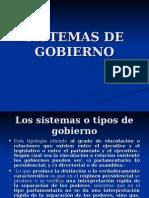 10.Sistemas de Gobierno