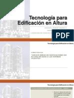 Tecnología Para Edificación en Altura-Clases