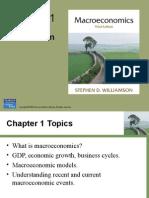 Introducción a la Macroeconomía - Williamson