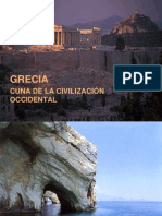 Cuna de La CivilizaciÓn Occidental