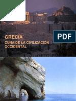 Cuna de La CivilizaciÓn Occidental