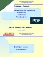 Apostila Quimica e Energia