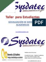 Servicios en Sysdatec