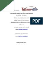 Etica Profesional Del Ingeniero Civil