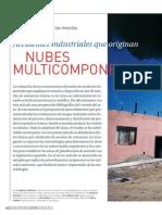 Accidentes Industriales Nubes Multicomponentes I
