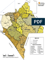 Municipios y Regiones