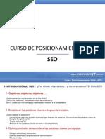 Posicionamiento SEO - Clase 2