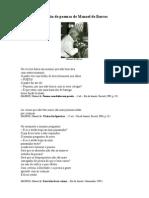 Manoel de Barros Poemas Selecionados
