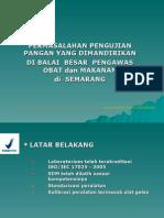PRESENT PANGAN PERTEMUAN PENYELIA. Semarang.ppt