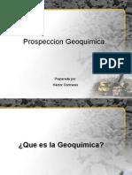 Clase 2 Geoquimica