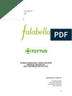 Estrategia Competitiva TOTTUS (Falabella)