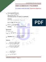 Actividad_u3 - Expresiones Algebraicas y Polinomios