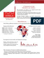 Press Release - Tanzania - Choiseul 100 Africa