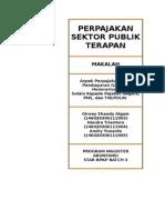 Makalah PPh 21 Selain Pejabat Negara, PNS, dan TNI/POLRI